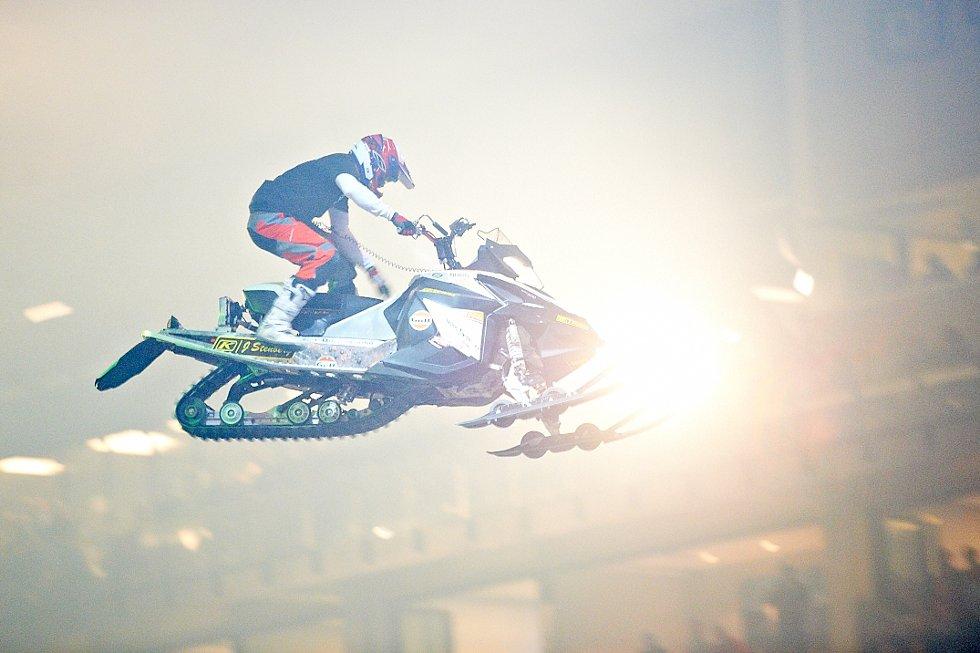 Solberg Extreme Motorshow 2011. Foto: Dmitry K Valberg (Foto: )