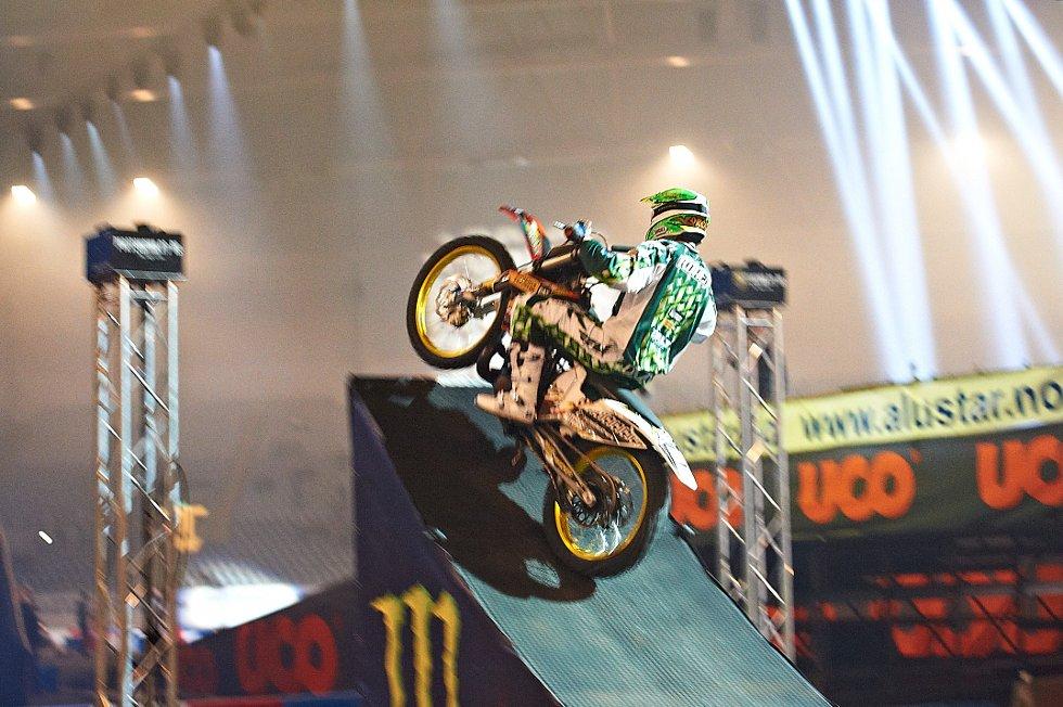 Solberg Extreme Motorshow 2011 (Foto: )