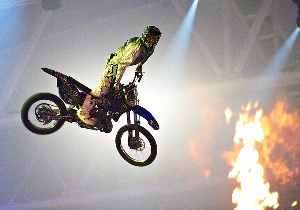 Solberg Extreme Motorshow 2011. (Foto: Dmitry K. Valberg, ANB)