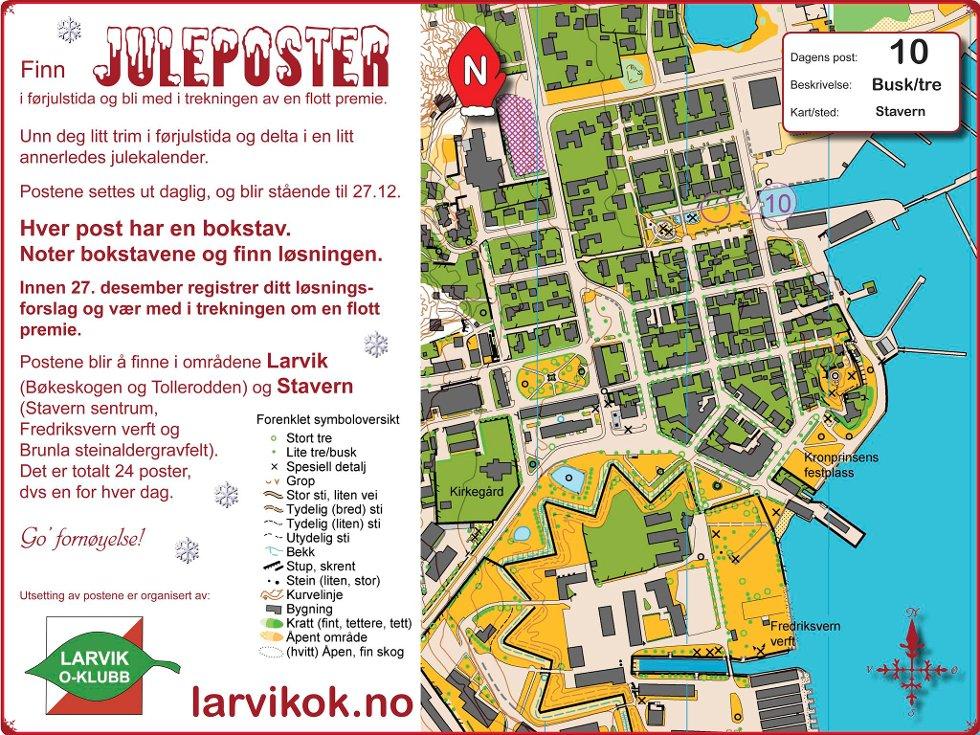 (Foto: Larvik O-klubb)