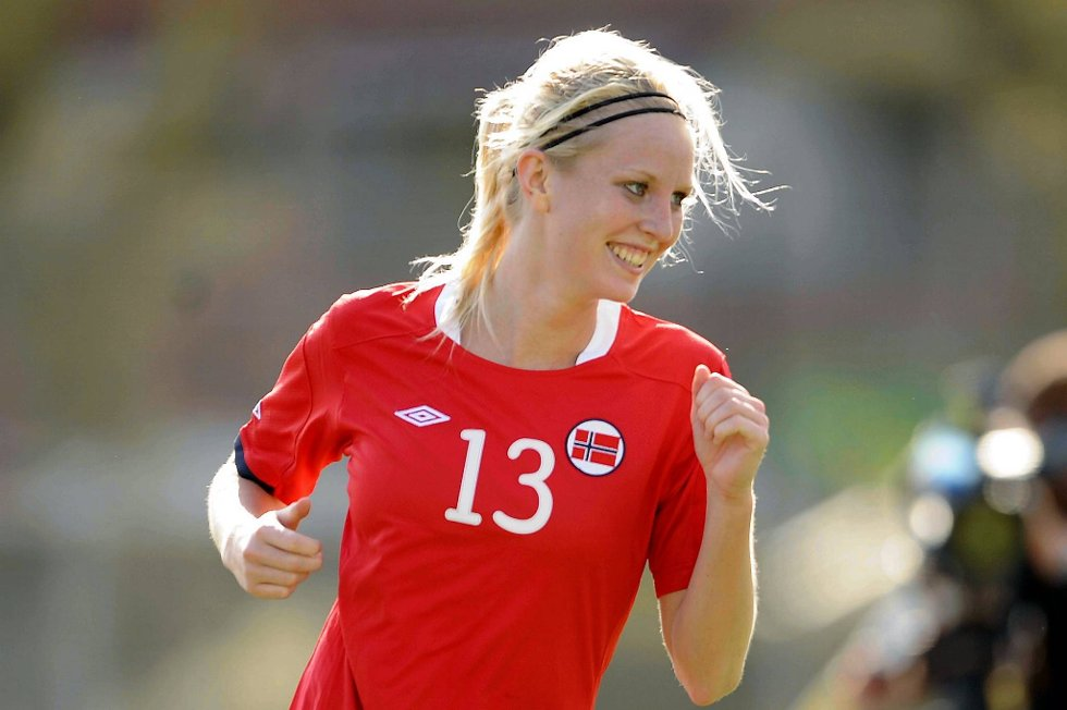 Cecilie Pedersen gleder seg til toppseriespill.
