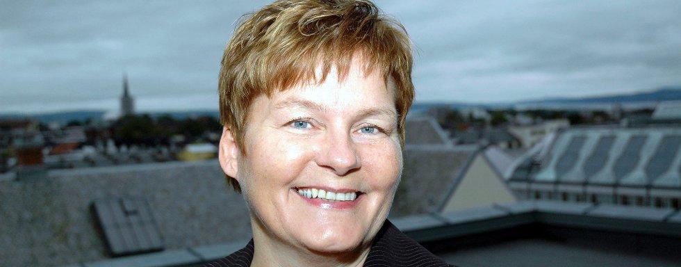 NHO-direktør i Finnmark, Marit Helene Pedersen.