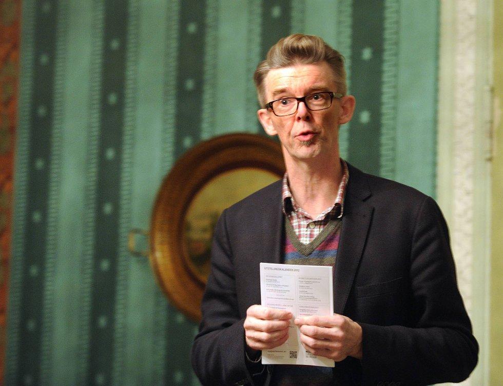 Per Odd Bakke er avdelingsdirektør for landsdekkende program ved Nasjonalmuseet.