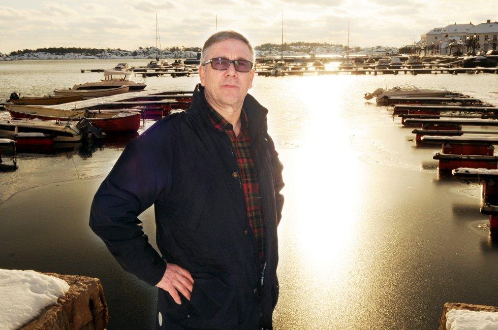 Lars Ole Røed i viltnemda i Risør bekrefter at selen som ble observert i Risør havn fredag nå er skutt.
