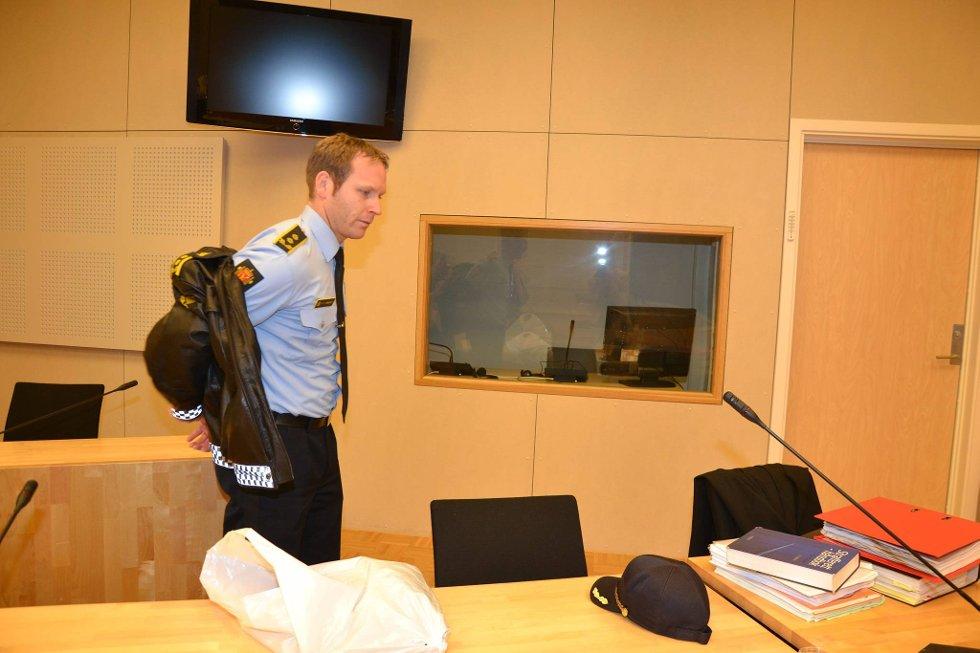 RASKT: Politiadvokat Per Thomas Omholt kan konstatere at de fire ransmennene raskt ble tatt, og at saken kan komme raskt til rettssystemet. FOTO: HELGE RØNNING BIRKELUND
