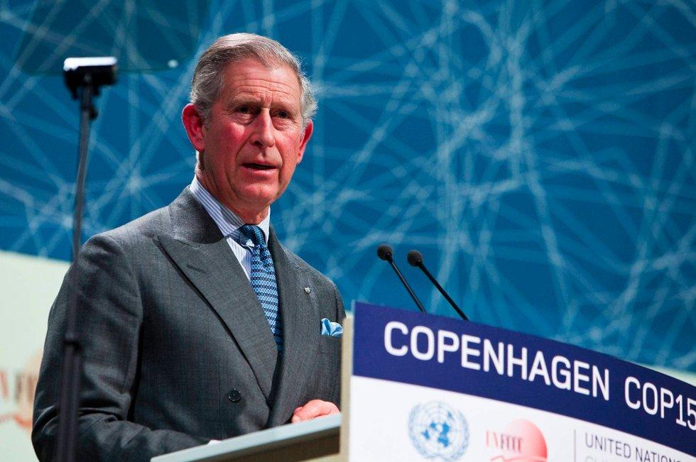 Storbritannias tronarving prins Charles kommer til Norge.