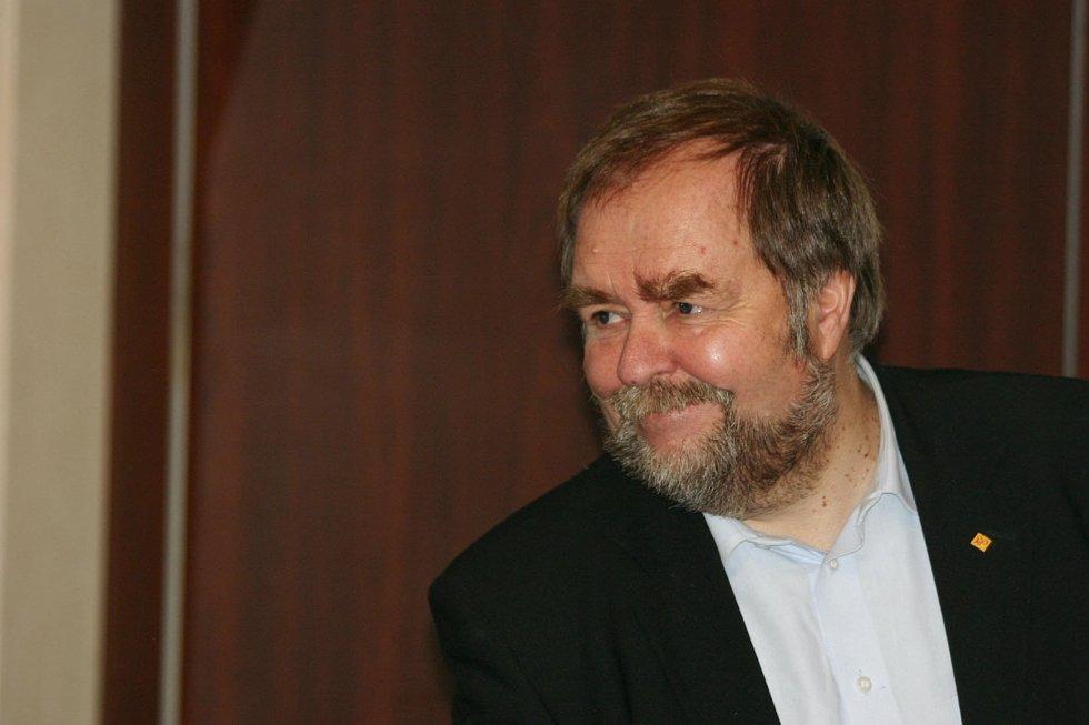 Fylkesråd for næring Arve Knutsen (K.rF)