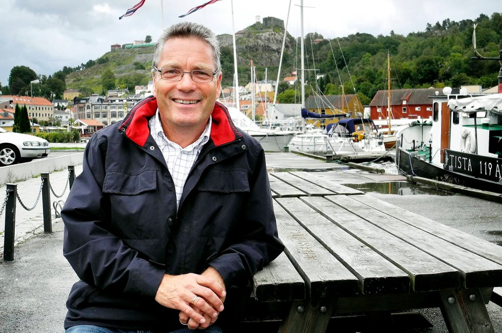 Ordfører i Halden, Thor Edquist (H), mener at byen er godt rustet mot ekspansjonen på svensk siden.