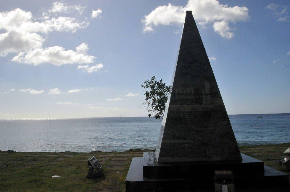 Barbados.  (Foto: Terje Alstad, ANB)