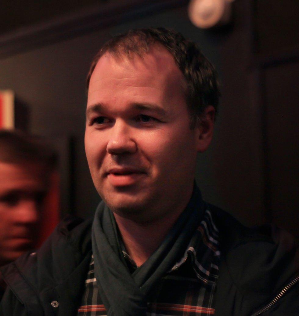 Martin Vik: - Det er en veldig god film.     Alle foto: Anette Kvamsdal