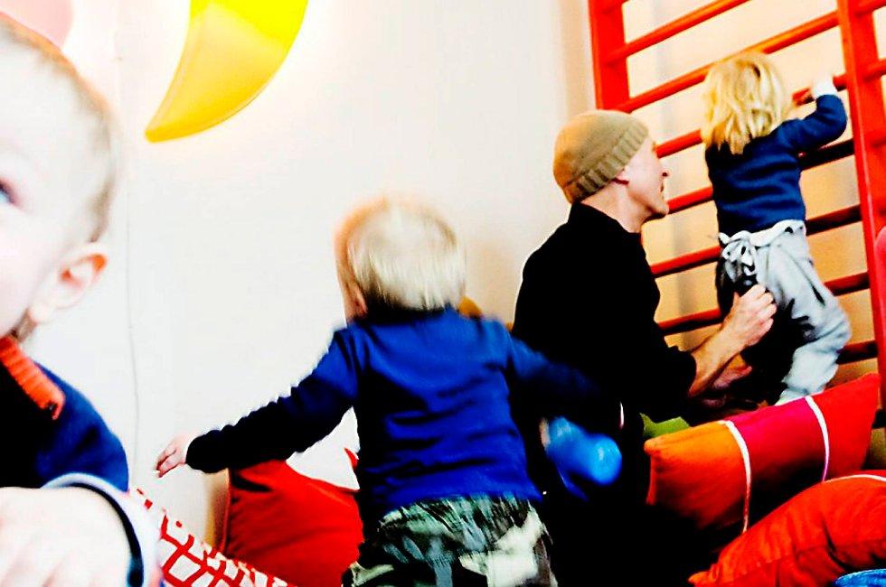 Aldri før har norske barnehager manglet så mange førskolelærere. (Illustrasjonsfoto)