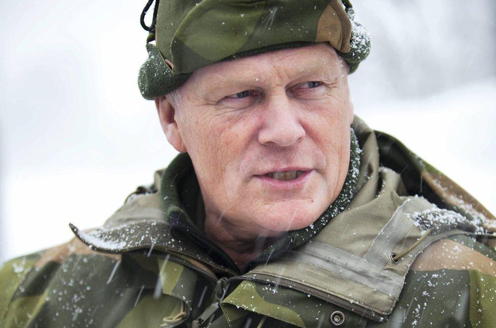 Forsvarssjef Harald Sunde mener synsing kan forstyrre granskingen  i felten.