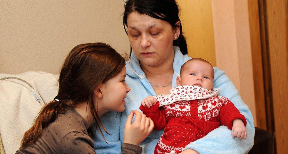 I SARAJEVO: Verona og resten av familien ble deportert til Bosnia i forrige uke.