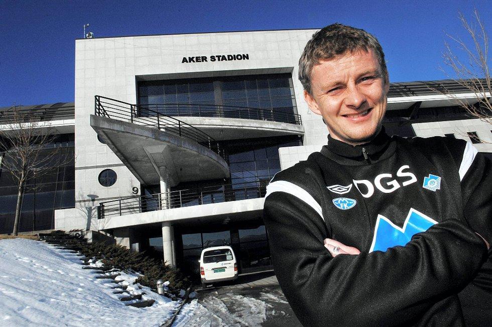Ole Gunnar Solskjær kommer ikke til å styrke stallen sin med en spiss i denne omgang.