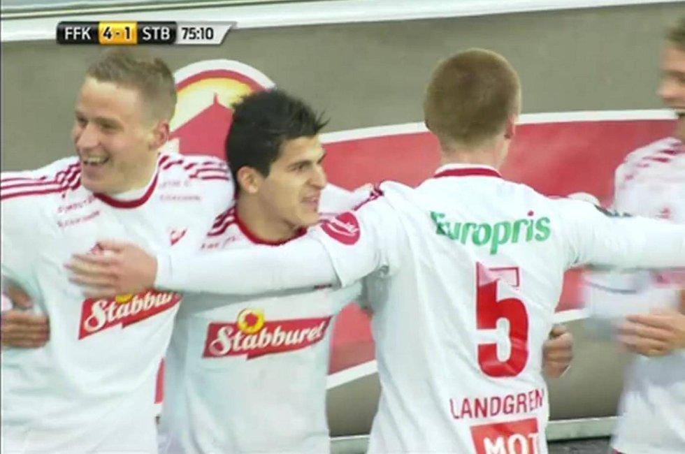 Fredrikstad fikk til slutt en lett kamp mot Stabæk.