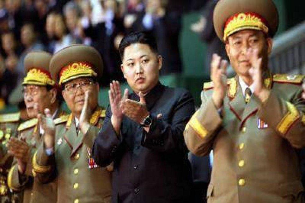 Kim Jong-un skal ha giftet seg.