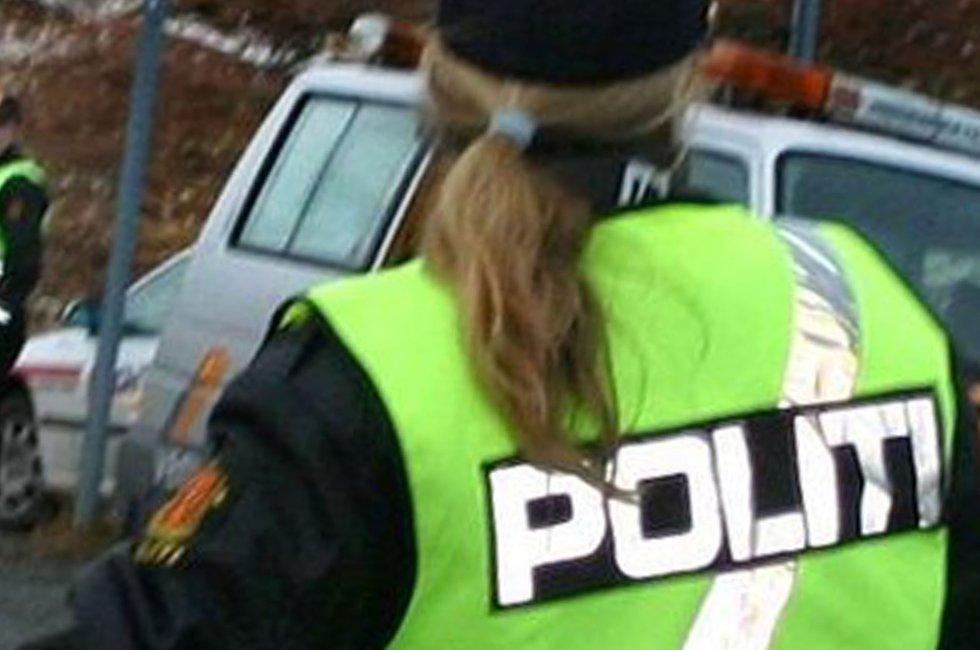 Politiet fikk tips fra vitner om mulig promillekjøring, og rykket ut. Illustrasjonsfoto: Bjørn Egil Jakobsen