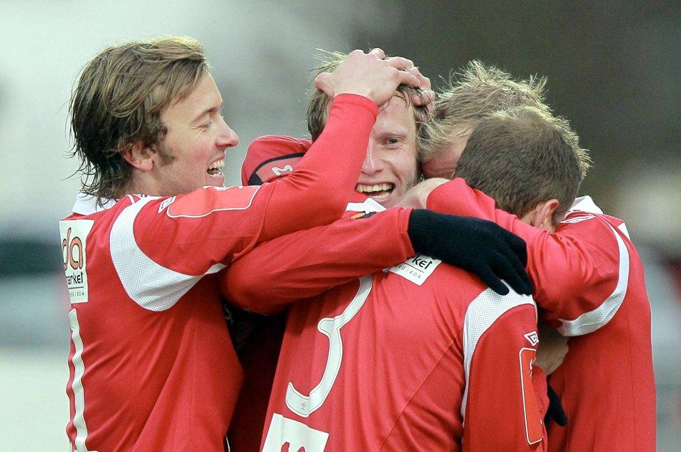 Kongsvinger kunne slippe jubelen løs etter 2-0 mot Tromsdalen på eget gress.