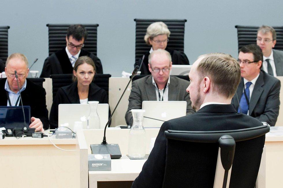 Dag 3 av rettssaken mot Anders Behring Breivik.
