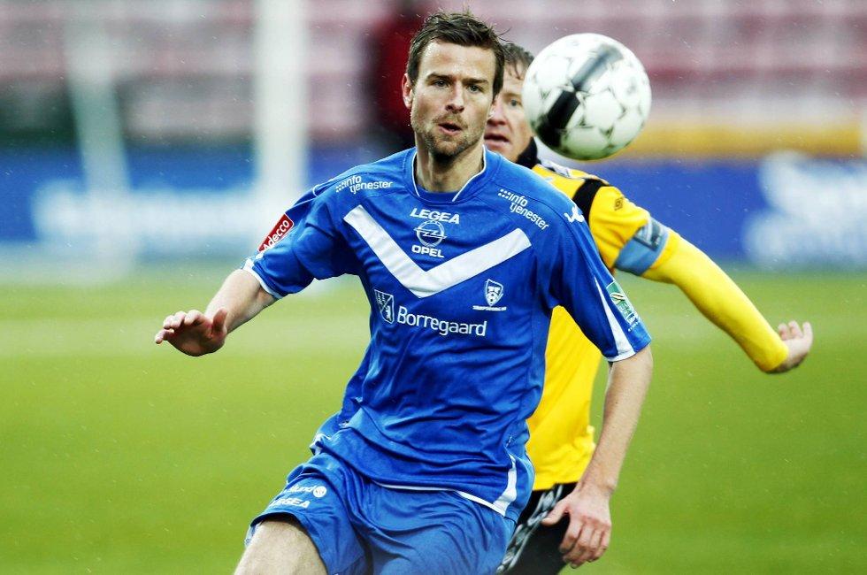 Øyvind Hoås.