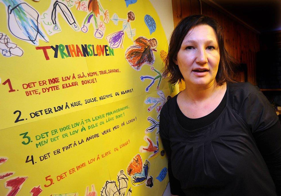Mobbing starter allerede i barnehagen. Både foreldre og ansatte har et stort ansvar for å forebygge, oppdage og stoppe, sier FUB-leder Lena Jensen.
