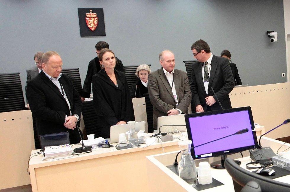 Agnar Aspaas (t.h.) syntes utspørringen onsdag var verdifull.