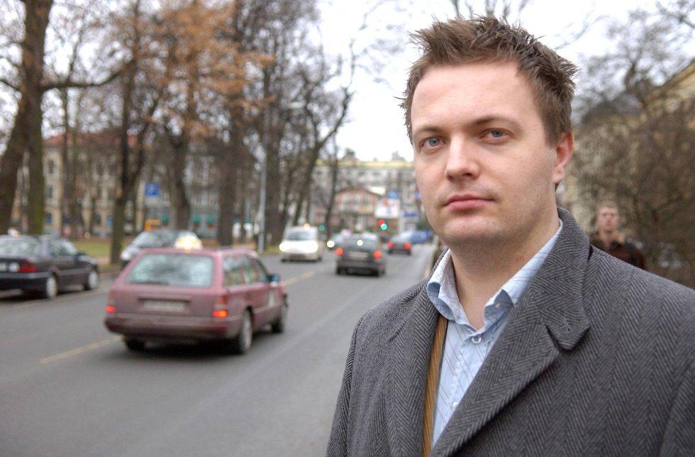 Einar Håndlykken i Zero.