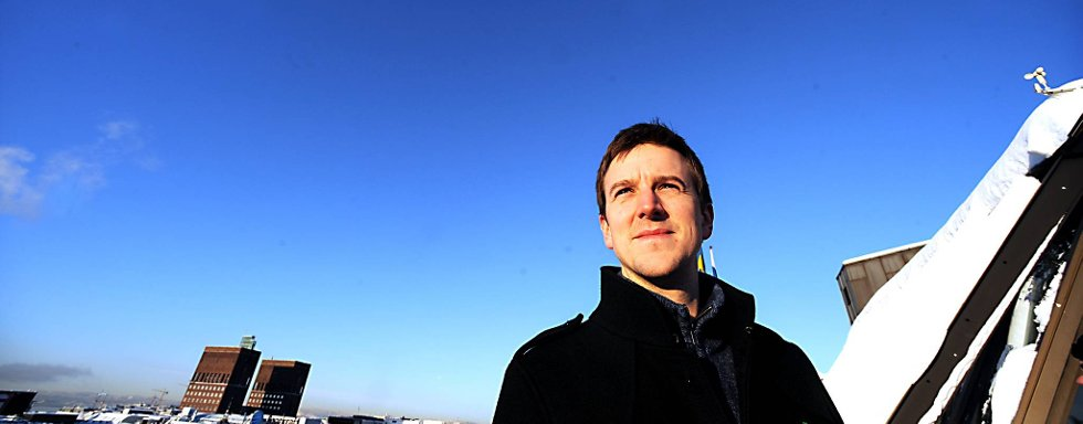 Erling Sande (Sp), leder av Stortingets energi- og miljøkomité.