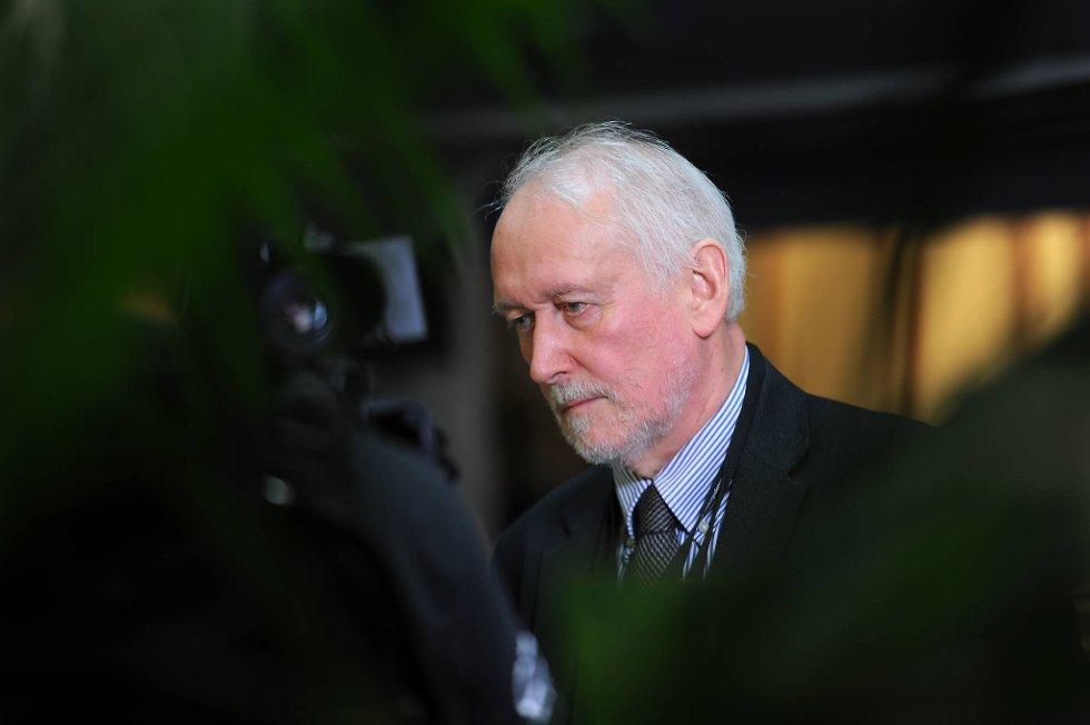 Jan Ola Larsen var på jobb i regjeringskvartalet da bomben eksploderte i regjeringskvartalet 22. juli 2011.