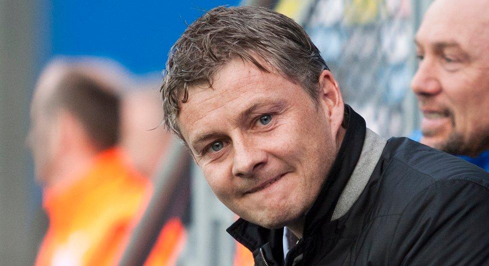 Ole Gunnar Solskjær og Molde sliter på bortebane i år.