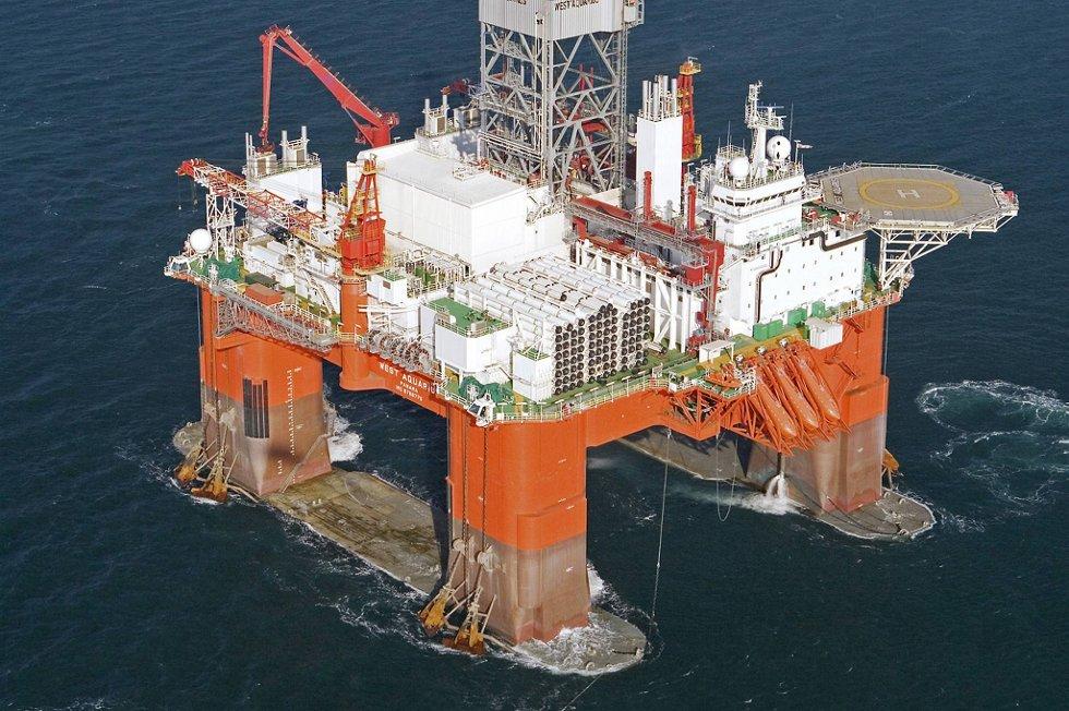 Seadrill har fått fornyet en storkontrakt utenfor kysten av Vest-Afrika.