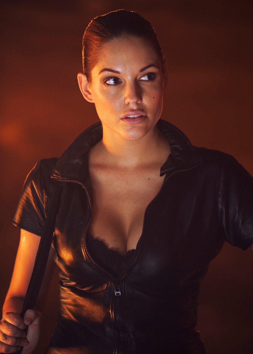 «Frøydis» spilles av Triana Iglesias.