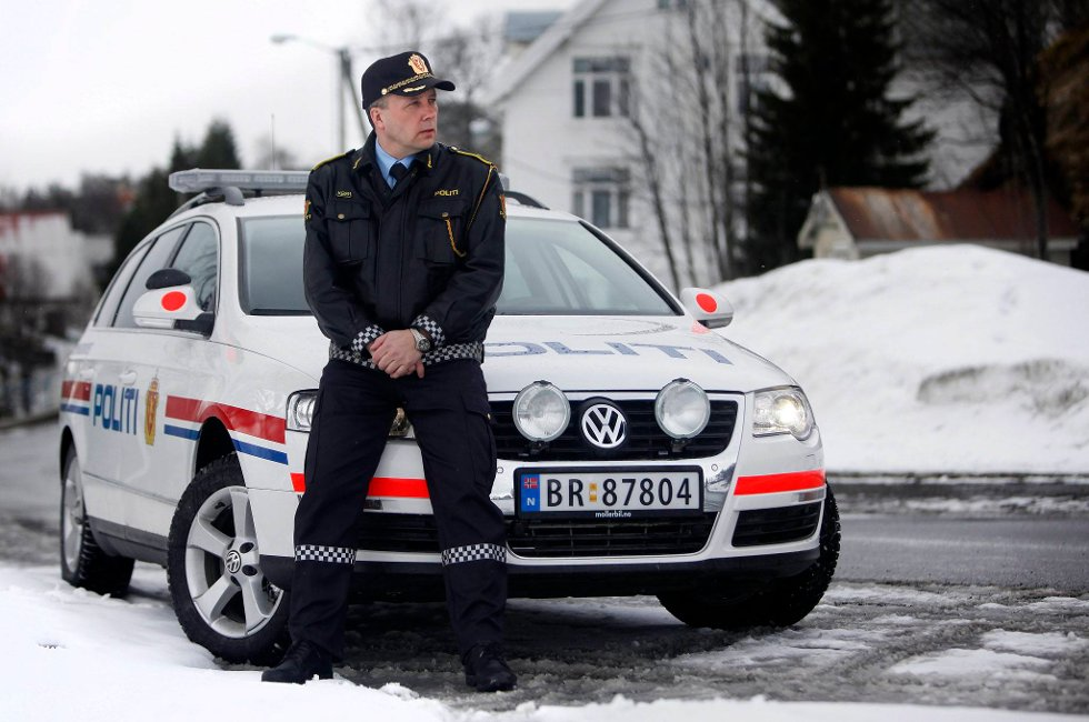 UP-sjef Geir Marthinsen er sjokkert over det han beskriver som en svært graverende sak. (Arkivfoto)