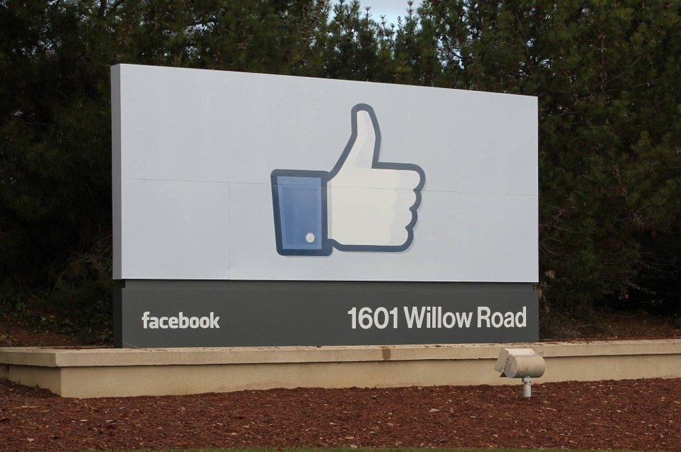 22 år gamle Magne Vikjord vil sikkert like seg på hovedkvarteret til Facebook i Willow Road i California.