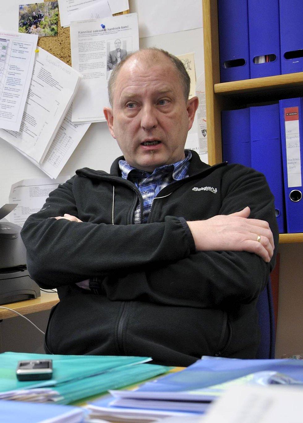 Jens Ekmann. (arkivfoto)