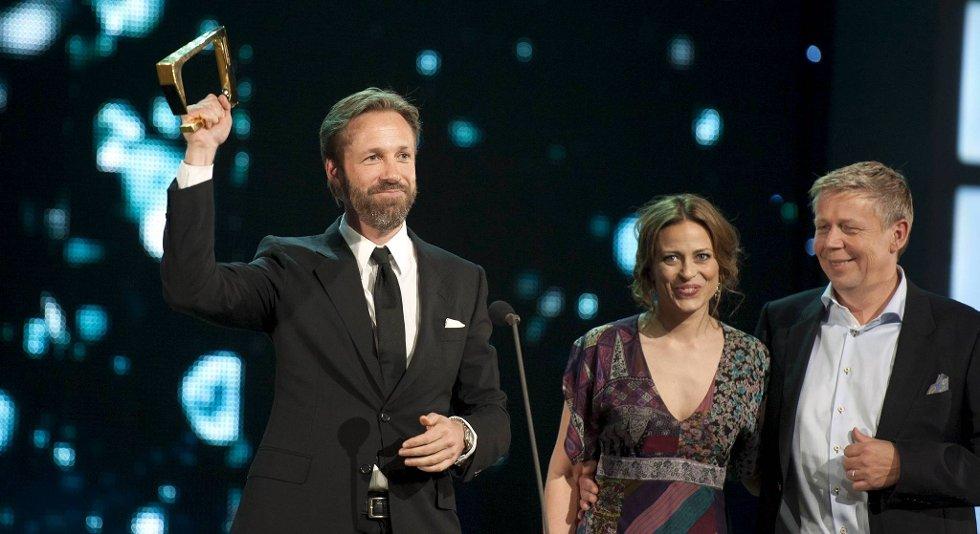 Helt Perfekt ble beste humorprogram under Gullruten i Grieghallen lørdag kveld.