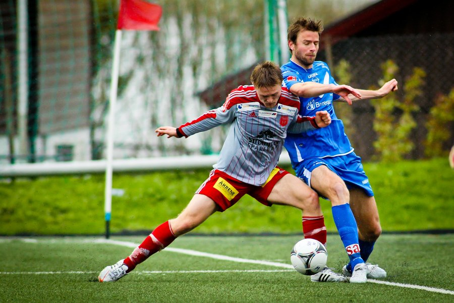 Adeccoligaen , Fotball , 13.05.2012 , Strømmen Stadion , Strømmen v Sarpsborg 08 , Øyvind Hoås , Foto: Thomas Andersen (Foto: Thomas Andersen)
