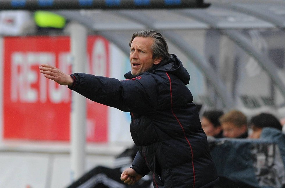 Petter Belsvik og Stabæk spiller igjen søndag.