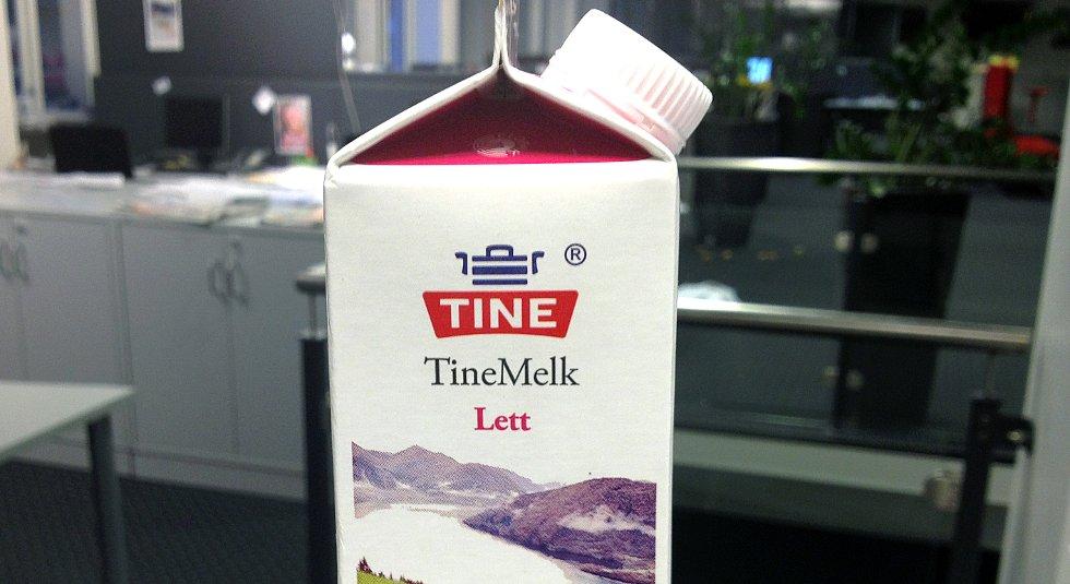 Fra juni blir det bare «nynorsk» lettmelk å få kjøpt på Vestlandet.