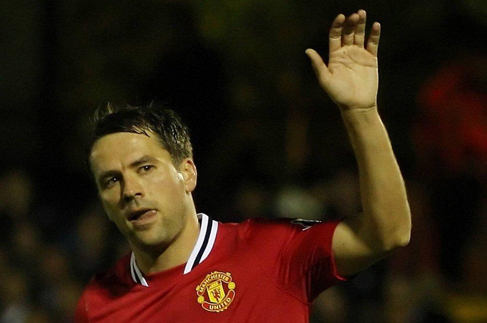 Michael Owen er ferdig i Manchester United.