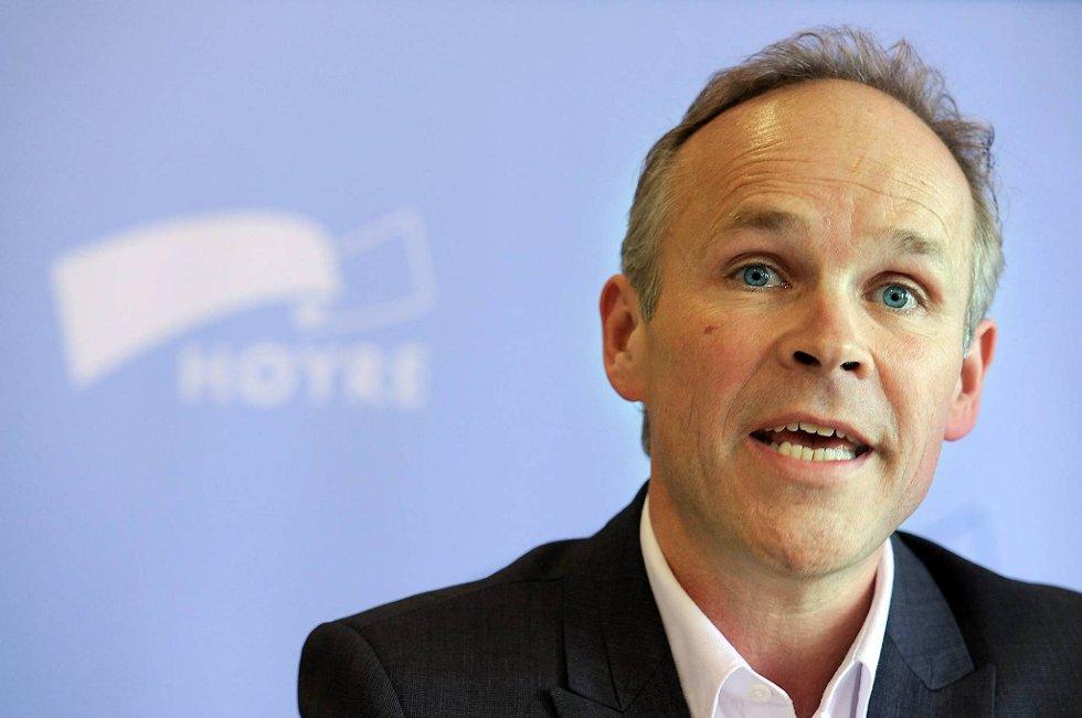 Det er urovekkende at så mange velger å gå av med tidligpensjon, mener høyres finanspolitiske talsmann Jan Tore Sanner.