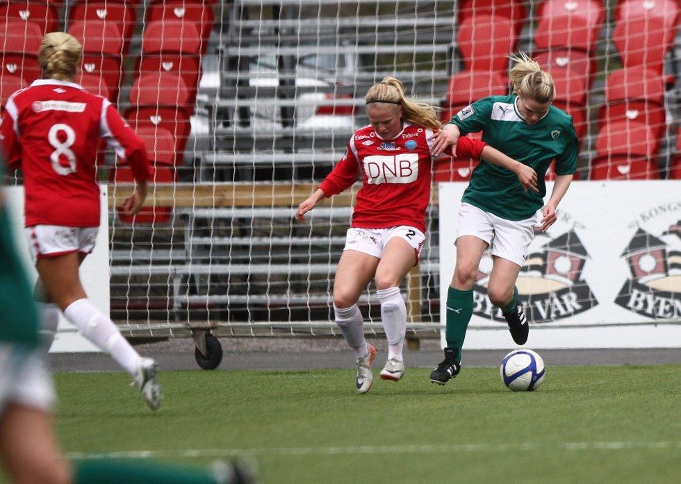 Gjemselund, 20.05.2012: KIL damer - Fl?¶ya: Ida Bjerklund             FOTO: MATS SLAASTAD BIRKELUND (Foto: )