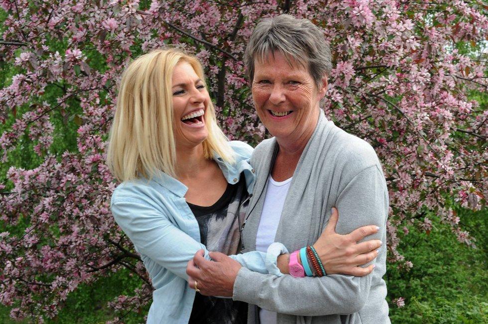Unni Anisdahl (t.h.) gjør comeback under  London-OL. Mia Hundvin skal også være med.