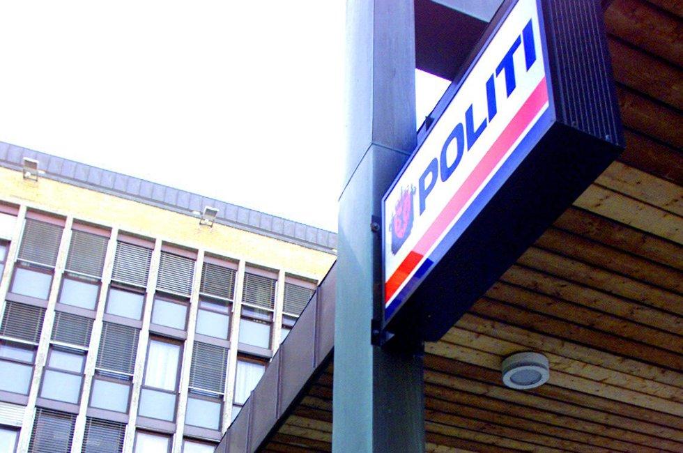 Politistasjonen i Tromsø.