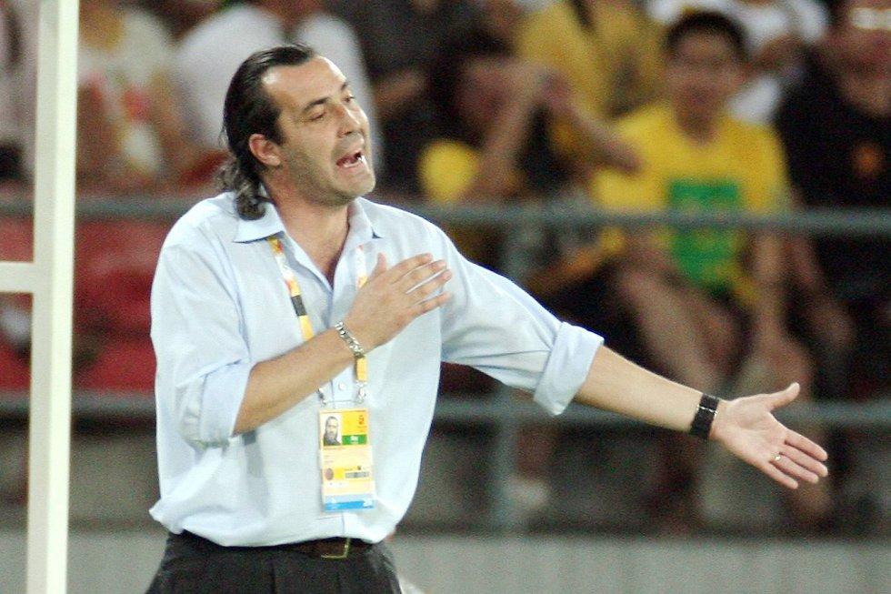 Sergio Batista blir lørdag presentert som ny Shanghai-trener.