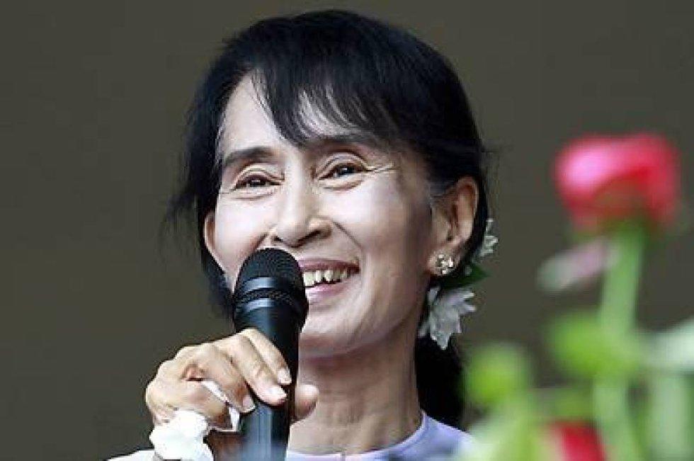 Aung San Suu Kyi gleder seg til å komme til Norge.
