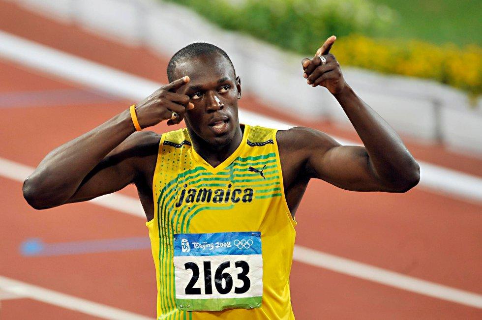 Konkurrentene håper Usain Bolt roer seg litt.