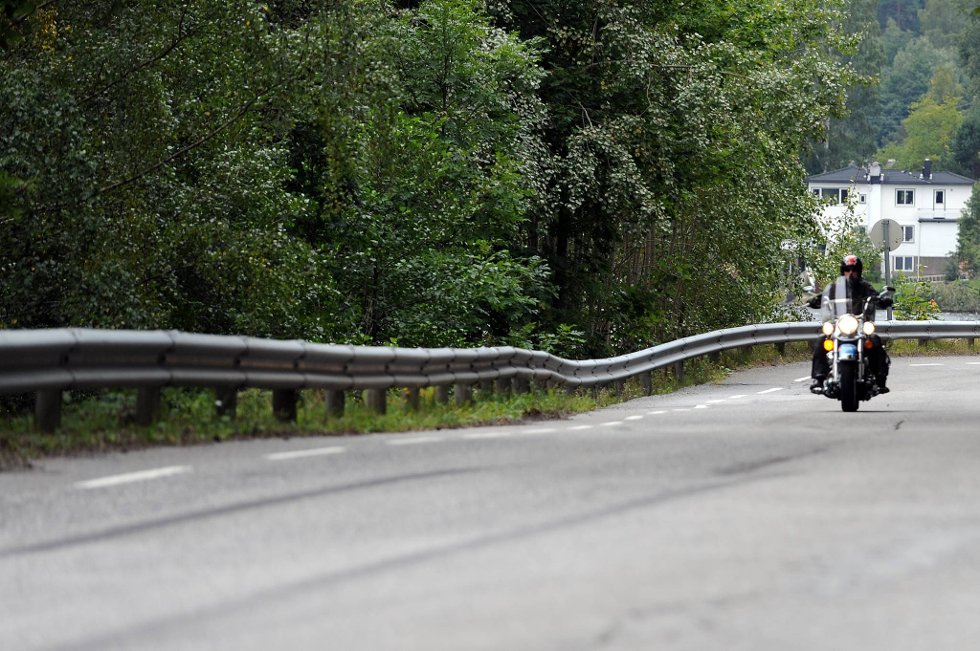 Rustne MC-førere har lettere for å gjøre feil og utgjør en risiko i trafikken.