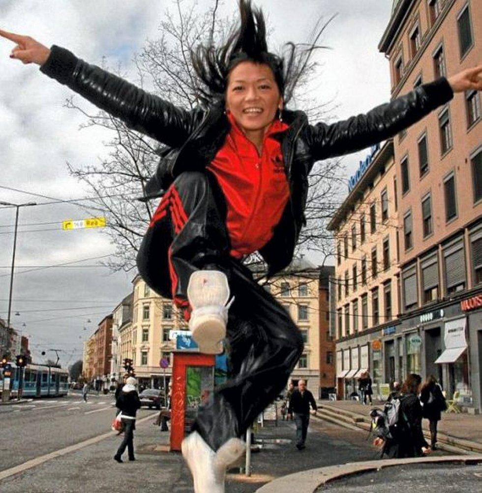 GRUNNLEGGER: Huyen Huynh, grunnlegger av Circle Dance Academy. Foto: Hina Aslam