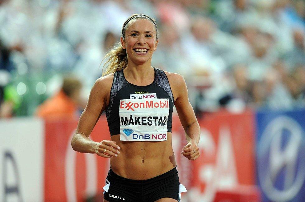 Ingvill Måkestad Bovim løp på rundt OL-kravet i Roma.